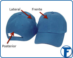 Bordados fabocca global gorras bordado