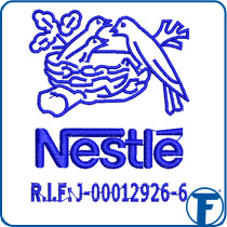 Cliente Bordados Nestle